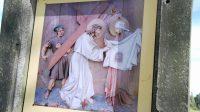 Ježíš potkává Veroniku