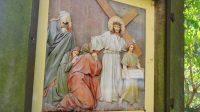 Ježíš potkává ženy jeruzalémské