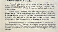 Info o kapli