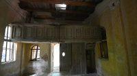 Interiér kaple - kůr