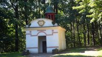 Srpen 2020 - kaple Božího hrobu