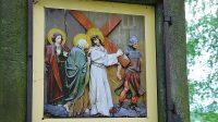 Ježíš potkává Pannu Marii