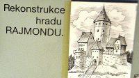 22. 2. 2014 - Kresba hradu v muzeu v Chrastavě