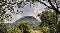 Čedičový kopec Ronov