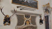 Krb a výzdoba hlavního sálu