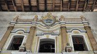 Balkon nad Svatými schody