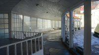 Interiér kolonády