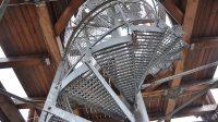 Ocelové schodiště