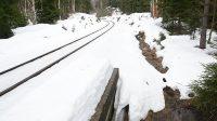 20. 2. 2019 - trať z Jedlové do Kytlic