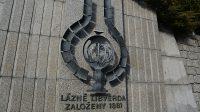 Památník založení Libverdy v centru