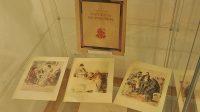 Výstava ilustrací A. Kašpara