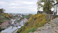 Výhled z hradu