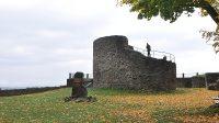 Pozůstatky věže (vyhlídka)