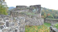 Hradní zdi