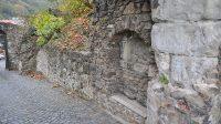Přístupová cesta k hradu