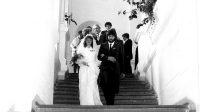 Zámecké schodiště - 26. duben 1986