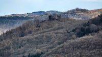 29. 3. 2016 - hrad Egerberk ze hradu Šumburk