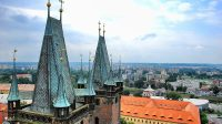 Výhled na Hradec Králové