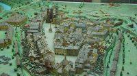 Model Hradce Králové v muzeu