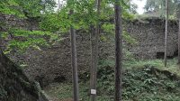 29. 6. 2014 - nádvoří v podhradí
