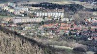29. 3. 2016 - Klášterec nad Ohří z hradu Egerberk