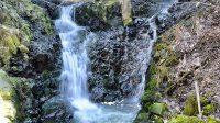 Hlavní šenovský vodopád