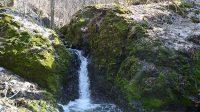 Prostřední vodopád