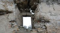 Jižní palác - okno