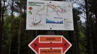 Značení lyžařských běžeckých cest