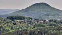 Výhled z  vrcholu Zirkelsteinu