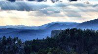 Výhled z Křížového vrchu