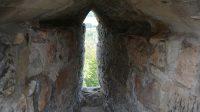 Zbytky původního hradu