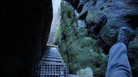 Úzké schody