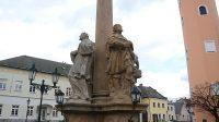 Svatý František Xaverský a svatý Roch