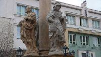 Svatý Roch a svatý Florián