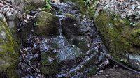 Hartmanův vodopád - spodní stupeň