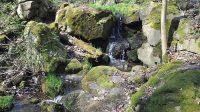 První stupeň vodopádu