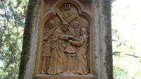 VI. Veronika podává Ježíši roušku