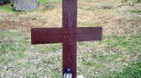 Zastavení páté - Šimon Cyrenský pomáhí Ježíši nést těžký kříž...