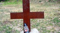 Zastavení sedmé - Ježíš opět klesá pod těžkým křížem...