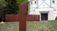 Zastavení desáté - Ježíši svlékají jeho roucho...