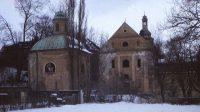 Kaple a kostel v 80. letech 20. století