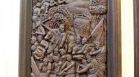 09 - Ježíš po třetí klesá pod křížem