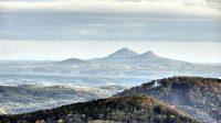 20. 10. 2014 - Bezděz z Rousínovského vrchu nad Svorem