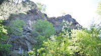 Skalní masiv Zirkelstein