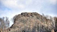 10. 4. 2020 Střední vrch z Prysku