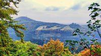 9. 10. 2013 - Výhled na Jedlovou horu