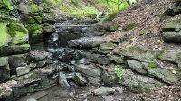 21. 5. 2021 - První stupeň vodopádu
