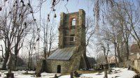 Torzo zvonice v Mukařově